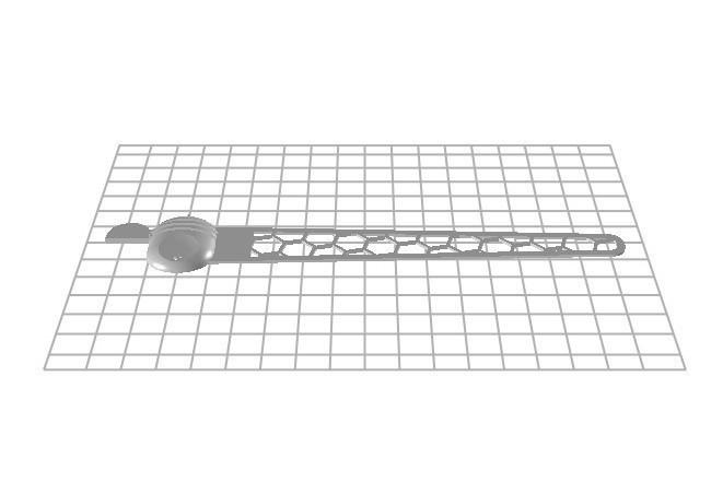 scrnsht-bookmark.jpg Download free STL file Bookmark • 3D printing model, BEEVERYCREATIVE