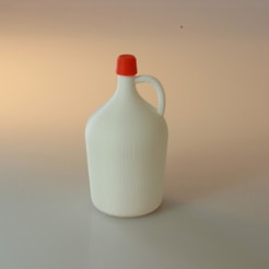 Free 3D model Carboy, BEEVERYCREATIVE