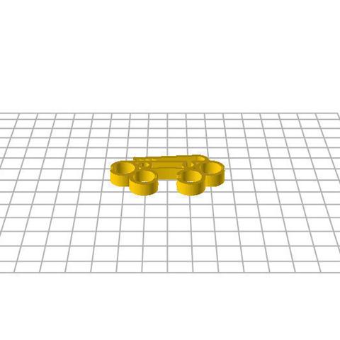 BEESOFT_17092014_110719.bmp.jpg Download free STL file Ear phone holder • 3D print model, BEEVERYCREATIVE