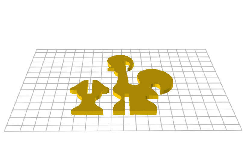 Captura_de_ecr__total_15092014_175530.bmp.jpg Télécharger fichier STL gratuit Portuguese Rooster • Modèle pour imprimante 3D, BEEVERYCREATIVE