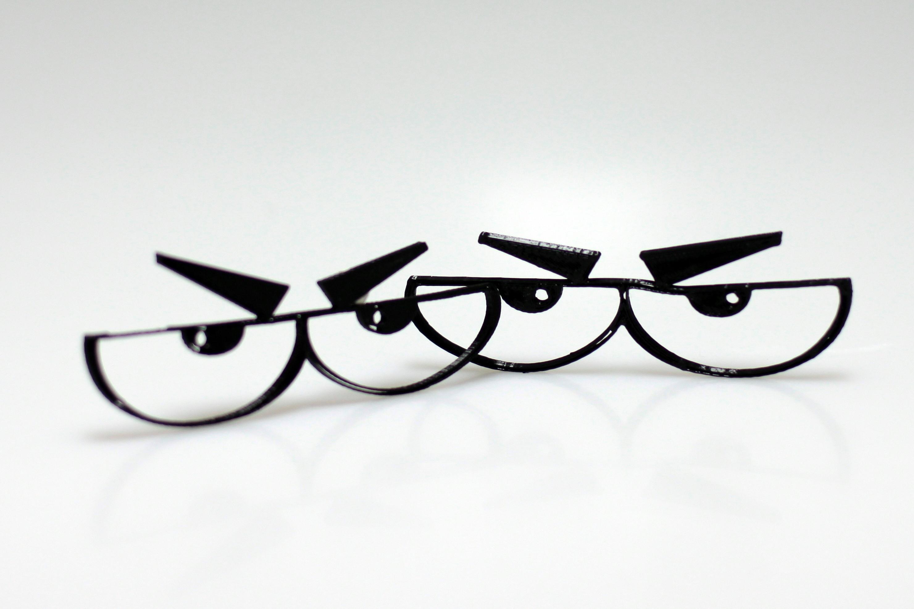IMG_0915.JPG Télécharger fichier STL gratuit Expressive eyes • Design pour impression 3D, BEEVERYCREATIVE