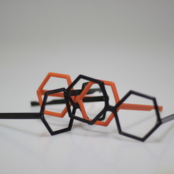 Download free 3D printer designs Eyeglasses, BEEVERYCREATIVE