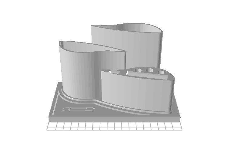 Captura_de_ecr__total_09102014_150457.bmp.jpg Download free STL file Pen Holder • Design to 3D print, BEEVERYCREATIVE