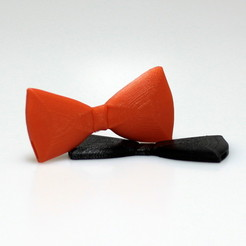 Free 3d printer model Bow Tie, BEEVERYCREATIVE