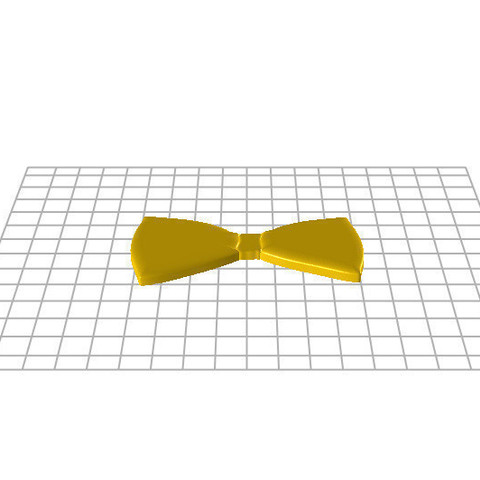 Captura_de_ecr__total_16092014_122005.bmp.jpg Download free STL file Bow Tie • 3D printable object, BEEVERYCREATIVE