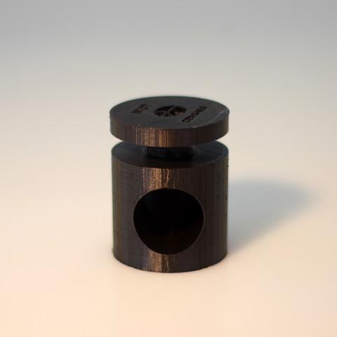 Download free STL file Nut Cracker • 3D printing model, BEEVERYCREATIVE