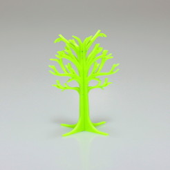 Download free STL files Small tree, BEEVERYCREATIVE