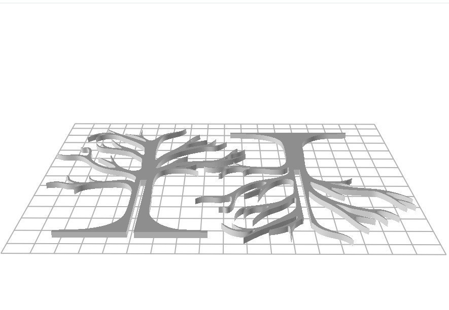 BEESOFT_08102014_131259.bmp.jpg Download free STL file Small tree • Design to 3D print, BEEVERYCREATIVE