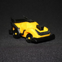 Free 3D printer file Corvette, BEEVERYCREATIVE