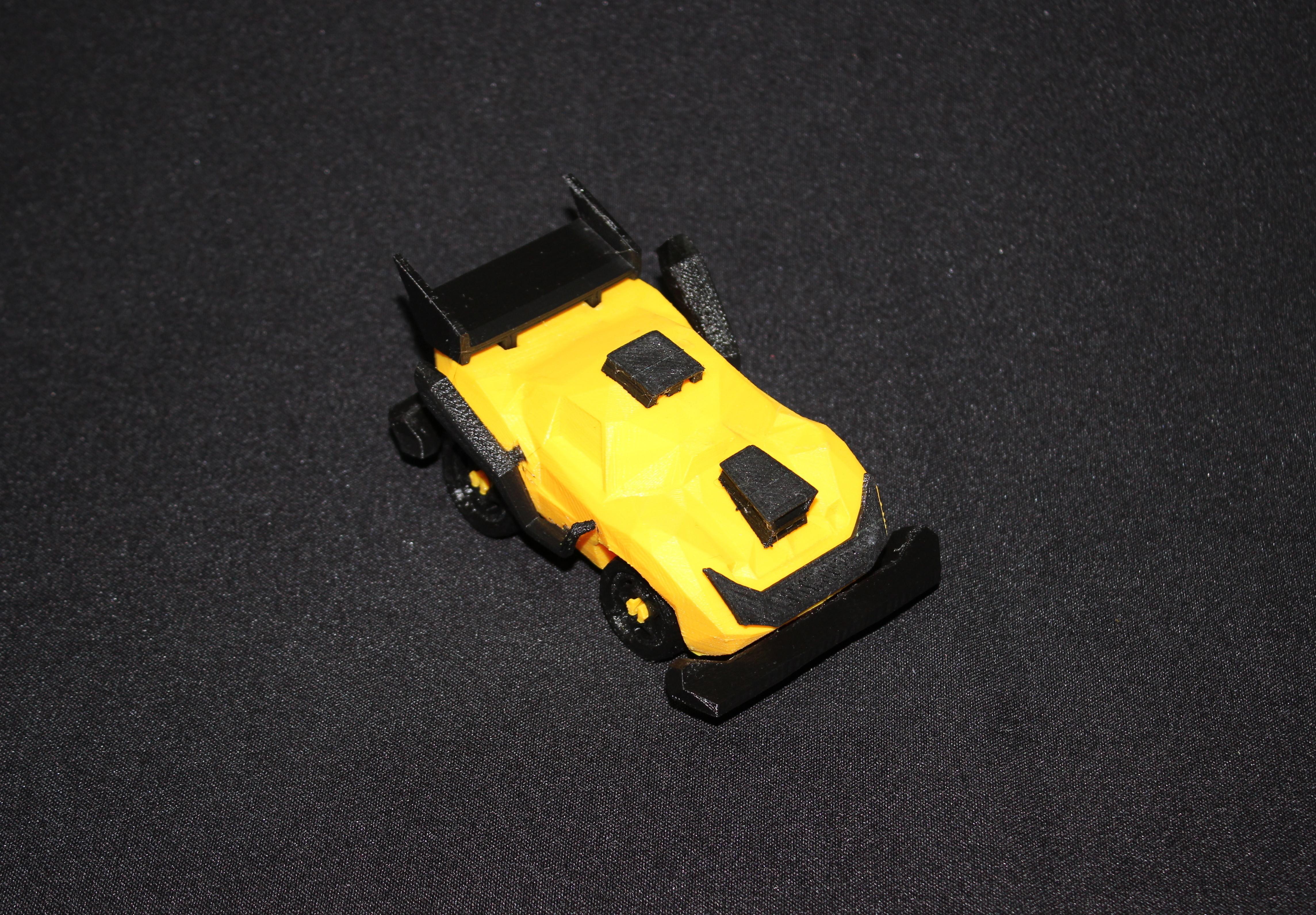IMG_7523.JPG Download free STL file Corvette • Model to 3D print, BEEVERYCREATIVE