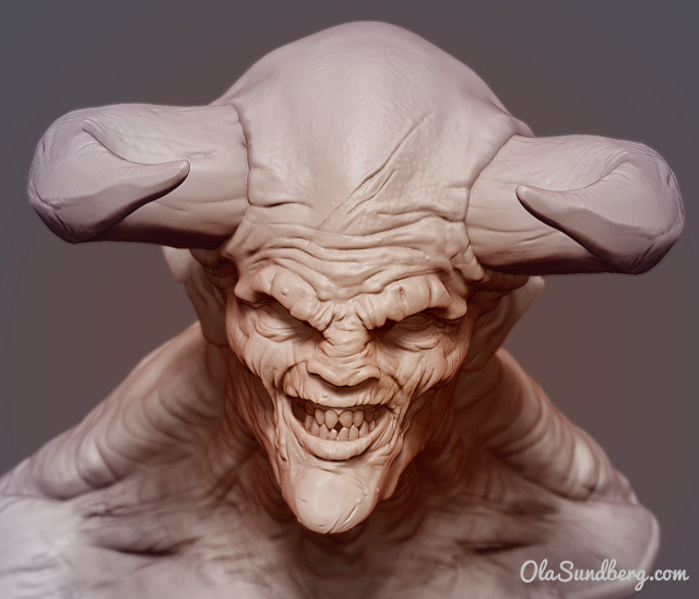 disenjo-5439798a18b2bd9.jpg Download free STL file DIABLO - Straight from Hell! • 3D printer object, Sculptor