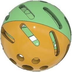 boule.jpg Download free STL file Cat ball toy • 3D printable model, orka