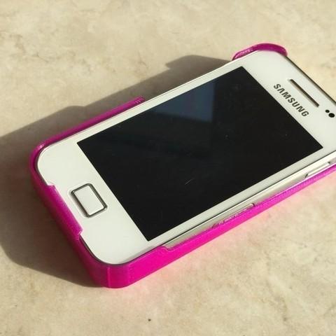 3d model Coque pour Samsung Galaxy Ace, SmartBlug