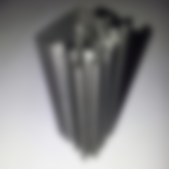 Télécharger fichier 3D gratuit Boîte à croquer ouverte 80-80-25, David_Mussaffi