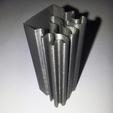 Download free 3D model Open Sketch Box 80-80-25, David_Mussaffi