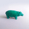Free 3D model FDM ready Split Hippo, David_Mussaffi
