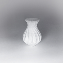 Free 3D model Tube Vase 1, David_Mussaffi
