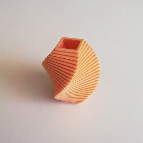 Free 3d printer designs Arrayed Vase 8, David_Mussaffi