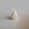 Free 3d printer model String Vase 4, David_Mussaffi