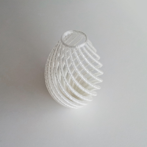 Free 3D printer designs String Vase 9, David_Mussaffi