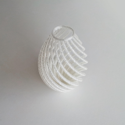 Télécharger fichier impression 3D String Vase 9, David_Mussaffi