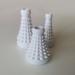 Free 3D file Bump Vase 6, David_Mussaffi