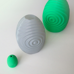 Free 3D printer file Ripple Vase 1, David_Mussaffi