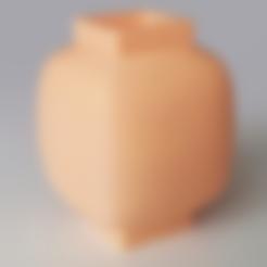 Wind_Vase_1.STL Download free STL file Wind Vase 1 • Template to 3D print, David_Mussaffi