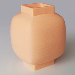 Free 3d printer model Wind Vase 1, David_Mussaffi