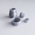 Download free 3D printing files Bottle and Screw Cap 30, David_Mussaffi