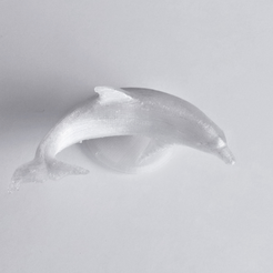 Free 3D print files Dolphin, David_Mussaffi