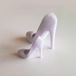 Free 3D printer designs HH Shoe, David_Mussaffi