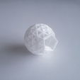 Free 3d model Geosphere Vase 25, David_Mussaffi