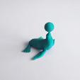 Download free 3D printer templates Seal, David_Mussaffi