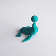 Free STL file Seal, David_Mussaffi