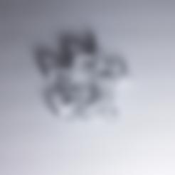 Free 3D printer files Torus Knot Chain, David_Mussaffi