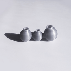Download free 3D printing designs Blob Vase 1, David_Mussaffi