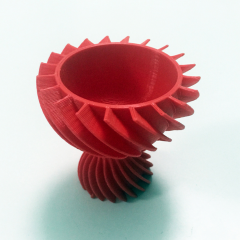Download free 3D printer designs Bottle and Screw Cap 57, David_Mussaffi