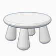 Screen_Shot_2014-10-16_at_4.18.42_PM.png Download STL file Mini Doll House Stool • 3D printable template, Ollie