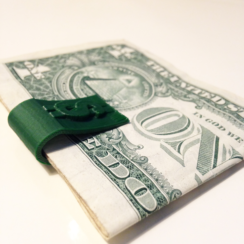 Photo_25-01-2015_01_48_59.jpg Download free STL file Money Clip • Model to 3D print, Ollie