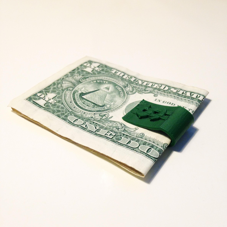 Photo_25-01-2015_01_49_42.jpg Download free STL file Money Clip • Model to 3D print, Ollie