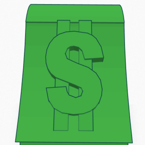 large_Screen_Shot_2014-10-16_at_6.28.03_AM.png Download free STL file Money Clip • Model to 3D print, Ollie