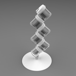 3d printer model Spice rack / Etagère à épices, Daedsidog