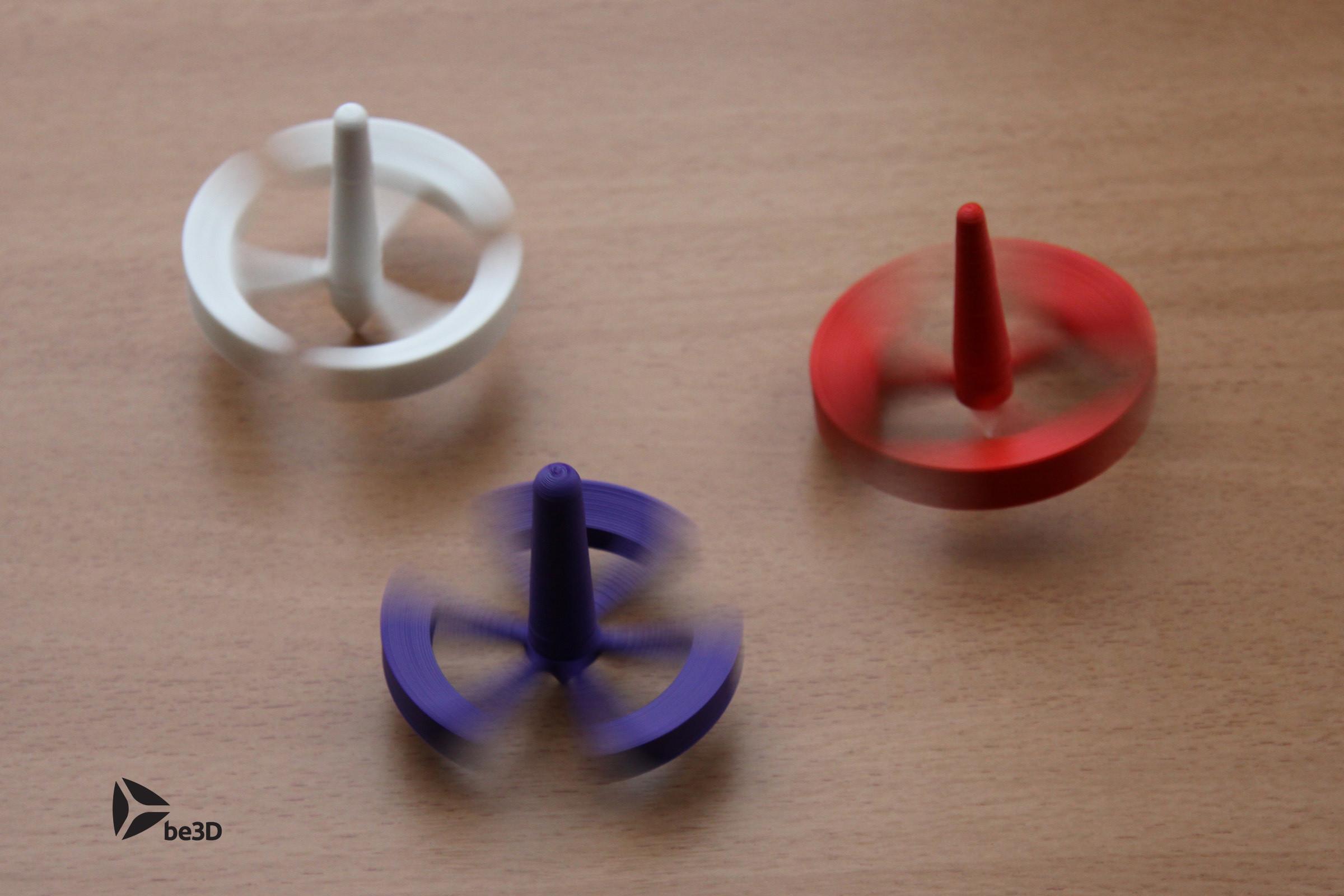 IMG_3931_copy.jpg Télécharger fichier STL gratuit Spinning Tops Orbital Series • Design pour impression 3D, Ysoft_be3D