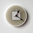 Free STL file Structure Clock, Ysoft_be3D