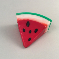 Free 3D model Water Melon Pill Box, NormallyBen