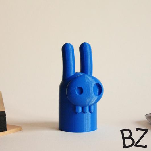 Capture_d__cran_2015-01-23___14.20.25.png Download free STL file Elvis Bunny Skull • 3D printer design, BulbZone