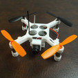 3.jpg Download free STL file XL-RCM 10.0 PIXXY: Pocket drone / FPV quad • 3D printer design, 3dxl