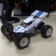 Télécharger fichier impression 3D gratuit Kit d'échelle TAMIYA BOOMERANG 1:24 pour SUBOTECH, 3dxl