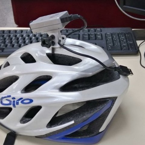 c03c69ece823ce83512a68826f667475_display_large.jpg Download free STL file Mini camera mounting kit for cycling helmet • 3D printer design, 3dxl